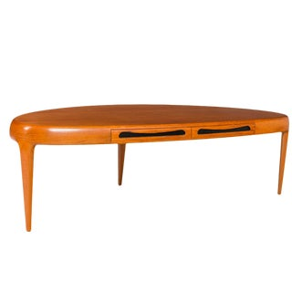 Capri Coffee Table Designed by Johannes Andersen For Sale