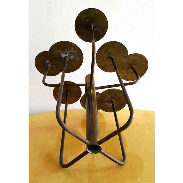 1950s Organic Modernist Studio Candelabra For Sale In Dallas - Image 6 of 6