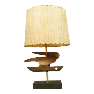 1950's Heifetz Sculptural Lamp