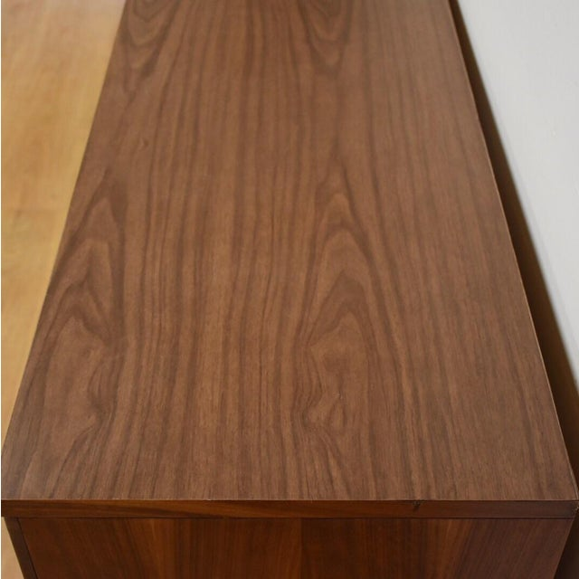 Stanley Walnut and Formica Dresser For Sale In Boston - Image 6 of 10