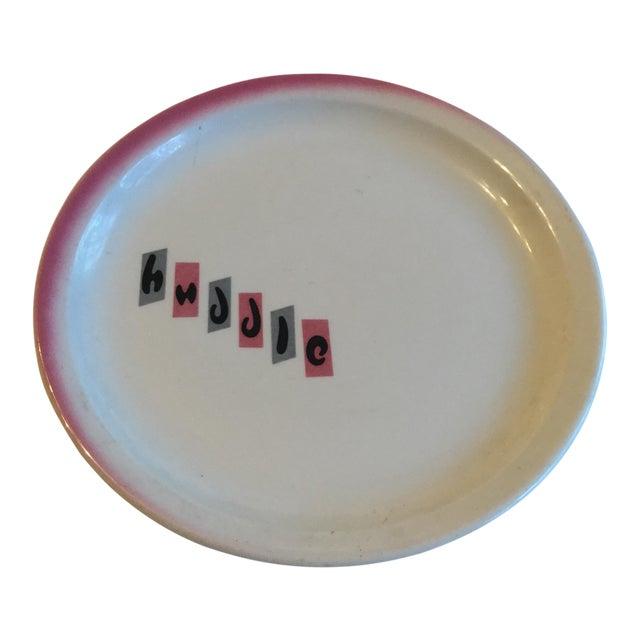 Vintage Diner Platter For Sale