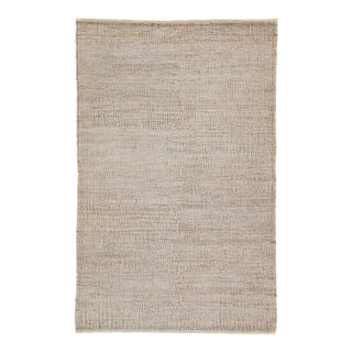 Jaipur Living Anthro Natural Solid Tan Area Rug - 8'x10' For Sale