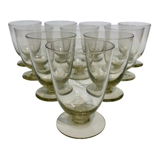 Aperitif Pedestal Glasses For Sale