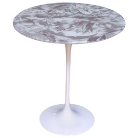 Image of Fabric Side Tables