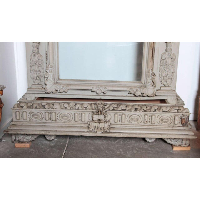 Circa 1830 Chateau Vitrine From the Southwest of France For Sale - Image 11 of 12