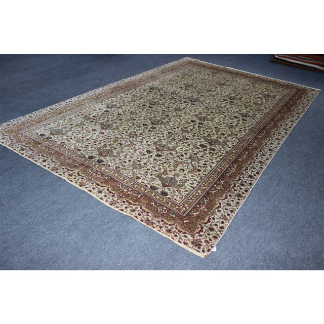 "Oriental Turkish Rug - 6'3"" x 9'8"" For Sale In Atlanta - Image 6 of 8"