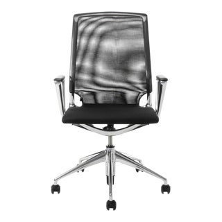 1990s Vintage Vitra Meda Office Chair For Sale