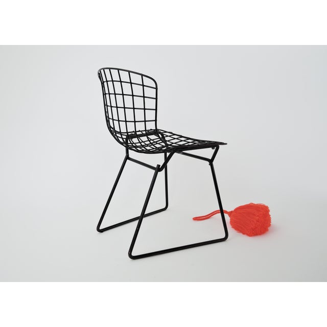 1960s Mid-Century Modern Harry Bertoia for Knoll Child Chair For Sale In New York - Image 6 of 9