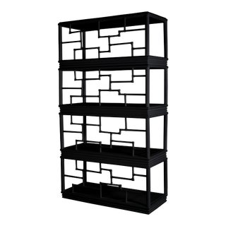 Tibet Etagere - Black For Sale