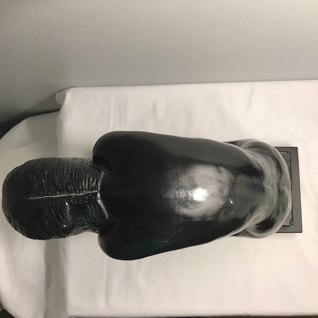 Vintage Nude Statue by Mort Malkin - Image 7 of 11