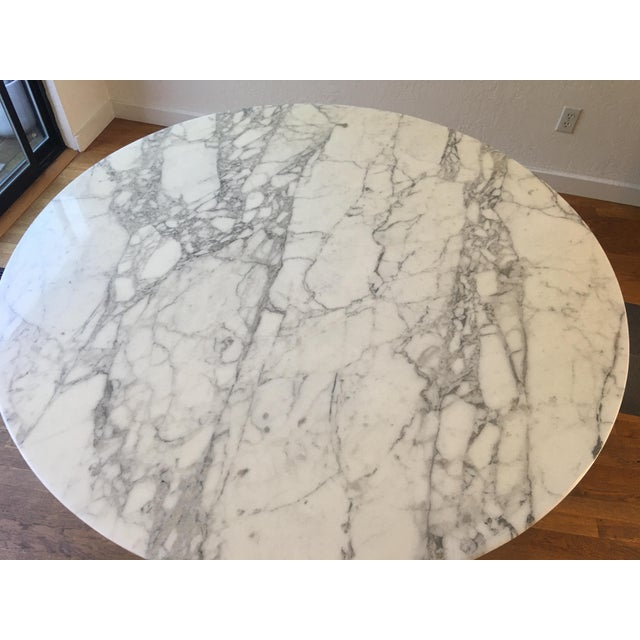 Knoll Saarinen Dining Table For Sale In San Francisco - Image 6 of 10