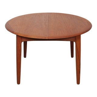 Mid Century Danish Teak dining table
