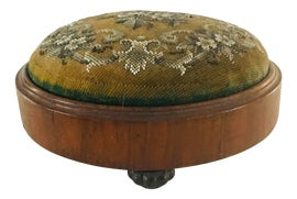 Image of Victorian Ottomans and Footstools