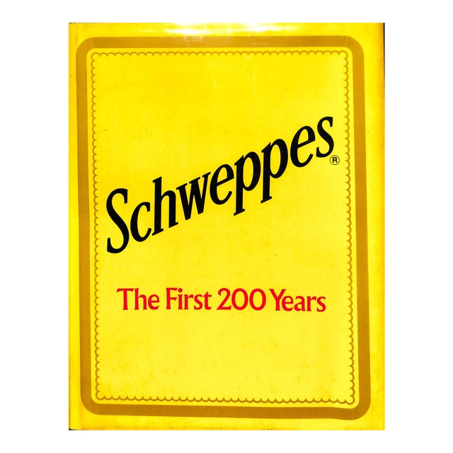 """Schweppes: The First 200 Years"" Book - Image 1 of 6"