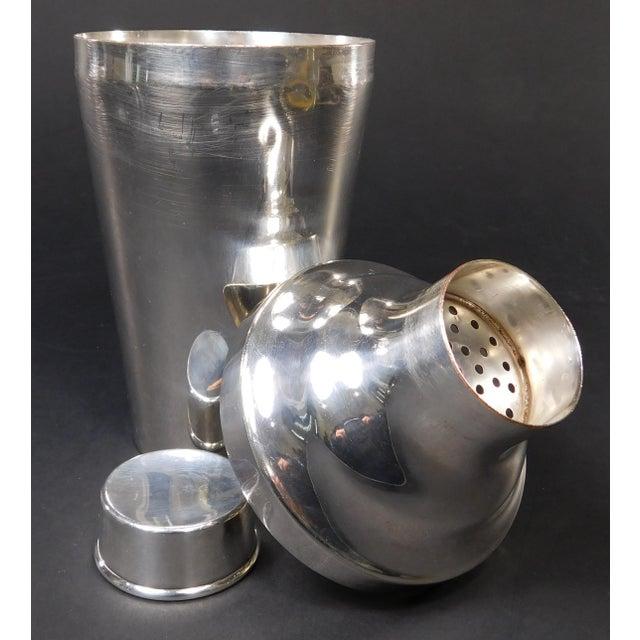 Vintage Tiffany & Co. Silverplate Shaker Bottle - Image 2 of 9