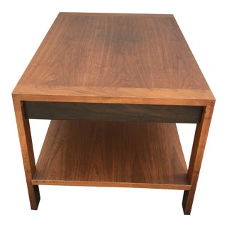 Sligh Lowry Mid-Century End Table