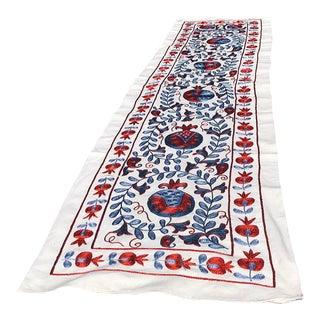 Decorative Crochet Fabric, Handmade Table Runner For Sale