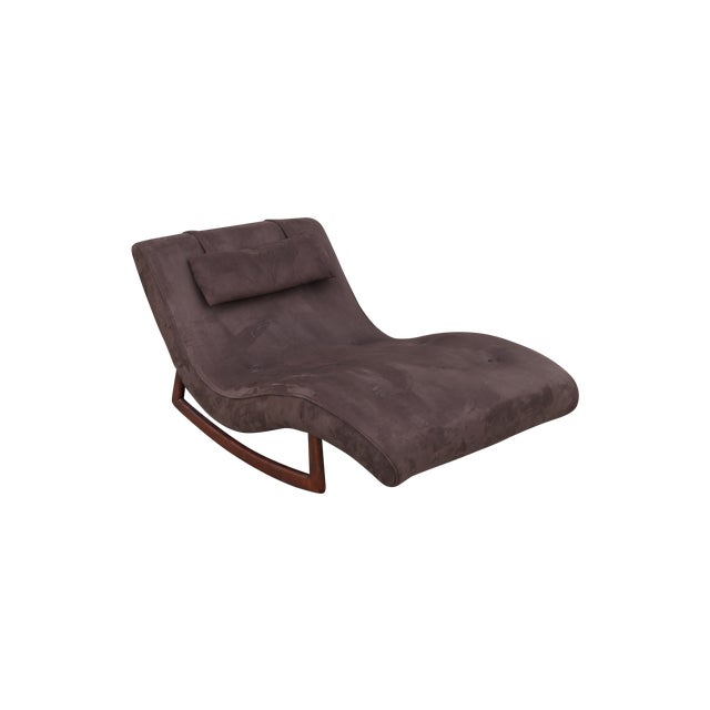 Vintage Rocking Lounge Chair by Adrian Pearsall - Image 1 of 6