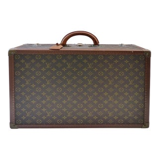 Louis Vuitton Hard Case Suitcase, 1950s