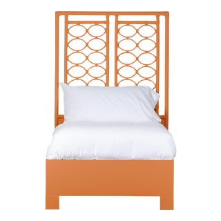 Infinity Bed Twin - Orange For Sale