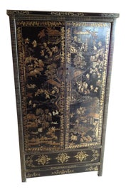 Image of Asian Armoires Wardrobes and Linen Presses