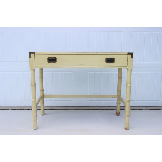 Dixie Campaigner Writing Desk - Image 2 of 11