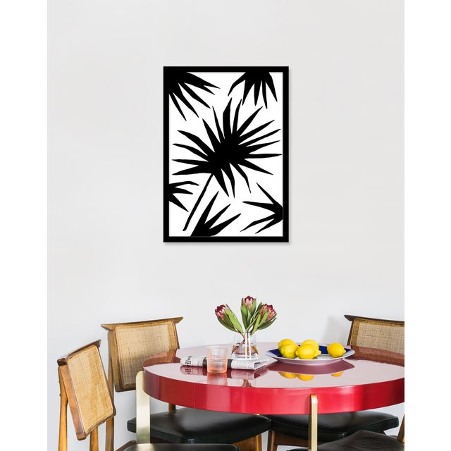 Giclée on textured fine art paper with black frame. Unframed print dimensions: 16.75x23.75. Largely influenced by her...