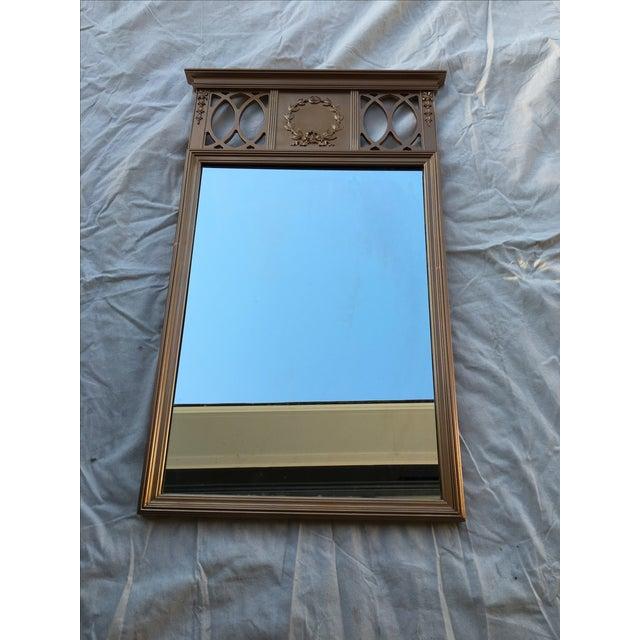 Antique Gold Mirror - Image 2 of 3