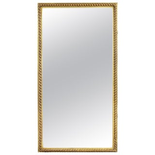 Victorian Giltwood Mirror For Sale