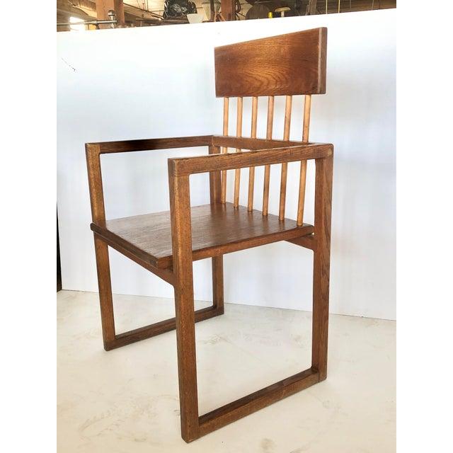 Mid-Century Modern Mid Century Art Studio Chair For Sale - Image 3 of 8