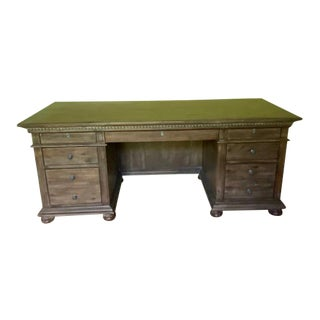 Restoration Hardware St James Desk For Sale