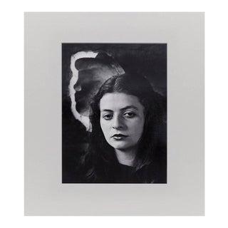 Otto Steinert 'June Malerin' Photography