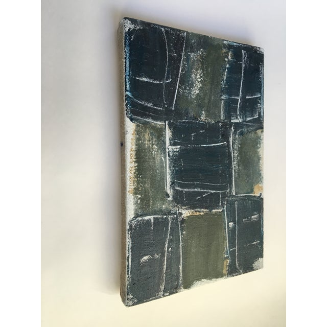 Abstract Contemporary Abstract Painting by Mark Saltz For Sale - Image 3 of 4