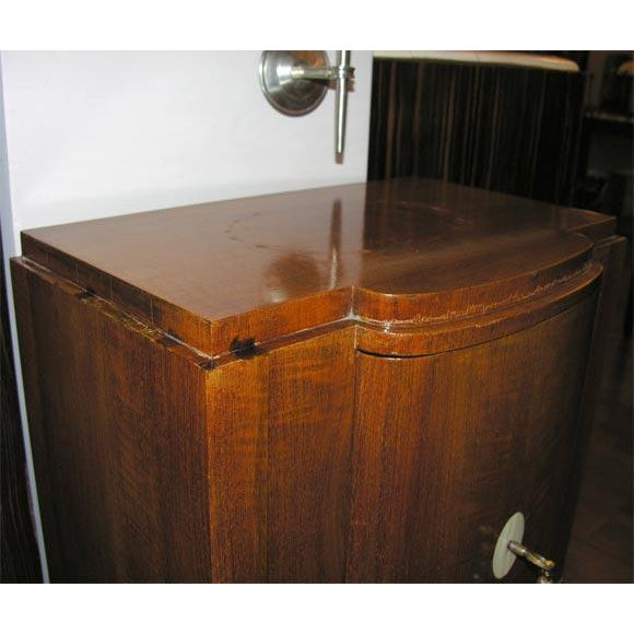 Early 20th Century Art Deco Jewelry Cabinet, after Ruhlmann For Sale - Image 5 of 8