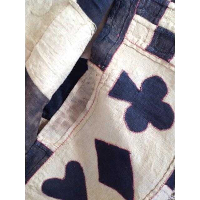 Vintage African Kuba Cloth - Image 8 of 8