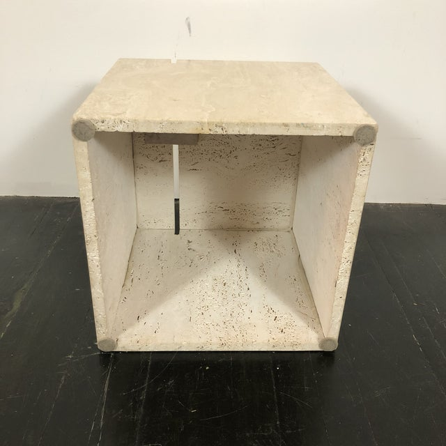 1970s Artedi Italian Marble Cocktail Table For Sale - Image 11 of 13