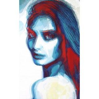 "Alea Pinar Du Pre ""Mila"" Original Painting For Sale"