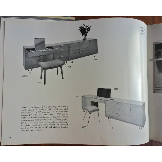 The Herman Miller Collection 1952 Catalog For Sale In New York - Image 6 of 10