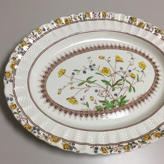 Spode Copeland Iconic Buttercup Large Oval Serving Platter Preview
