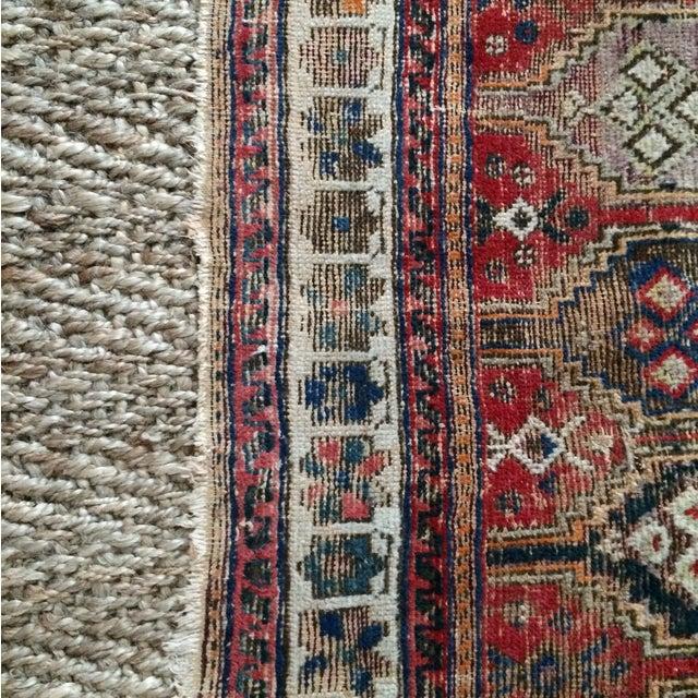 Vintage Turkish Rug - 4′11″ × 6′1″ - Image 7 of 9