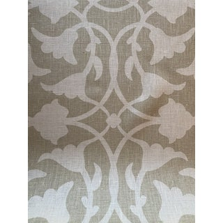 Kravet Couture Barbara Berry Poetical Linen Fabric 10 Yards For Sale