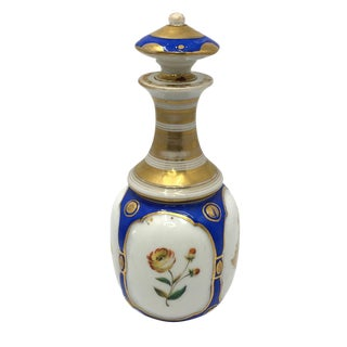 Pairs Porcelain Perfume Bottle For Sale