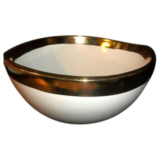 Wainwright Gold Line Bowl