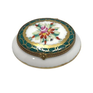 Limoges Box by Rochard For Sale