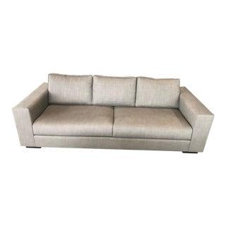 Adriana Hoyos Grafito Taupe Sofa For Sale