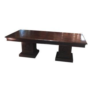 Distressed Parque Custom Dining Table