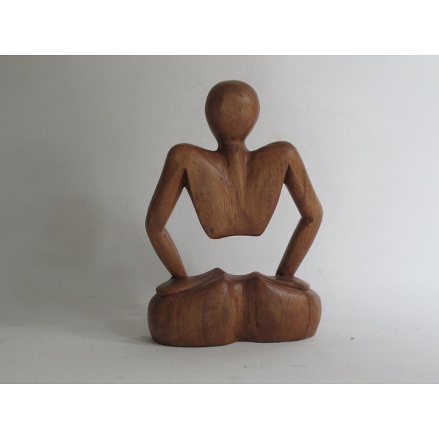 Abstract Female Sculpture - Image 5 of 7