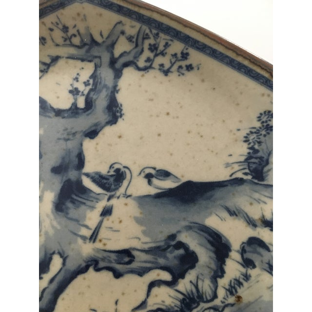 Chinese Blue & White Pottery For Sale - Image 4 of 5