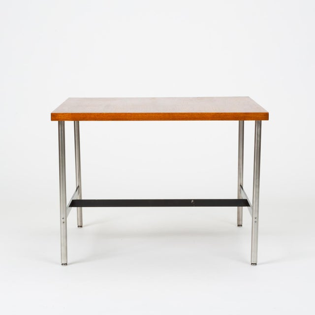 Mid-Century Modern Mid-Century Modern Walnut Children's Work Table by Herman Miller For Sale - Image 3 of 13