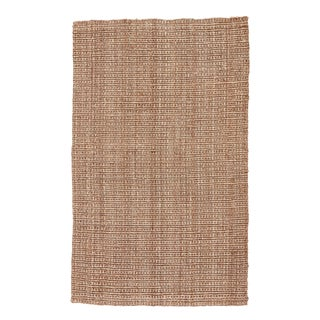 Jaipur Living Achelle Natural Solid Taupe Runner Rug - 2′6″ × 9′ For Sale